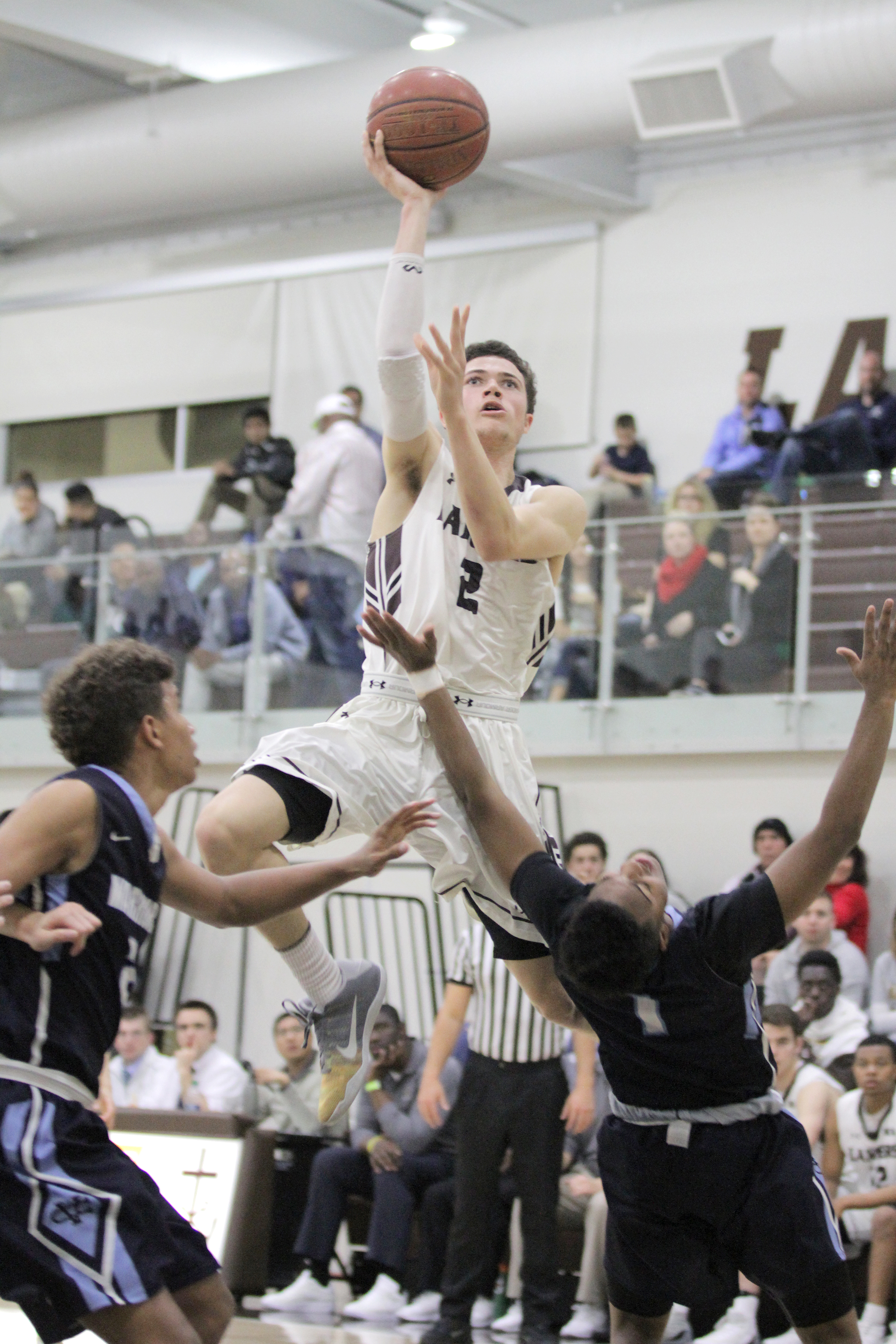 St. Francis High School basketball