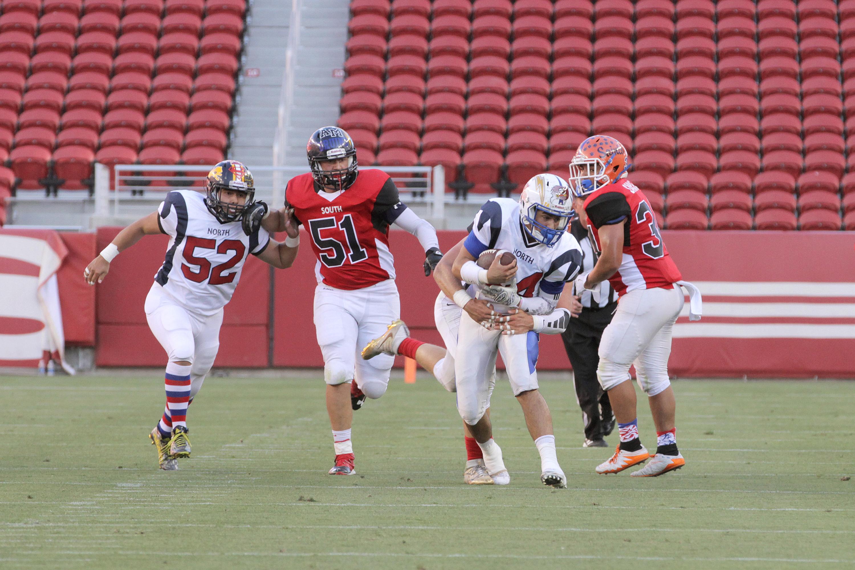 Charlie Wedemeyer High School All-Star Game