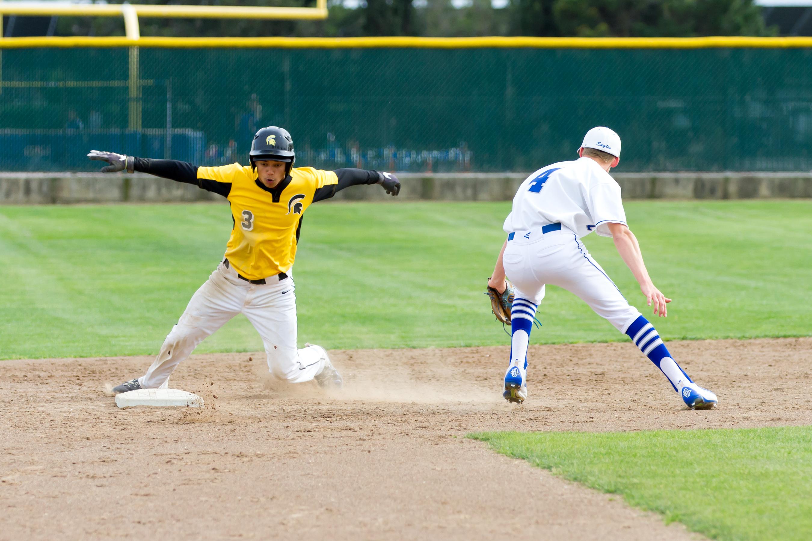 Mountain View baseball