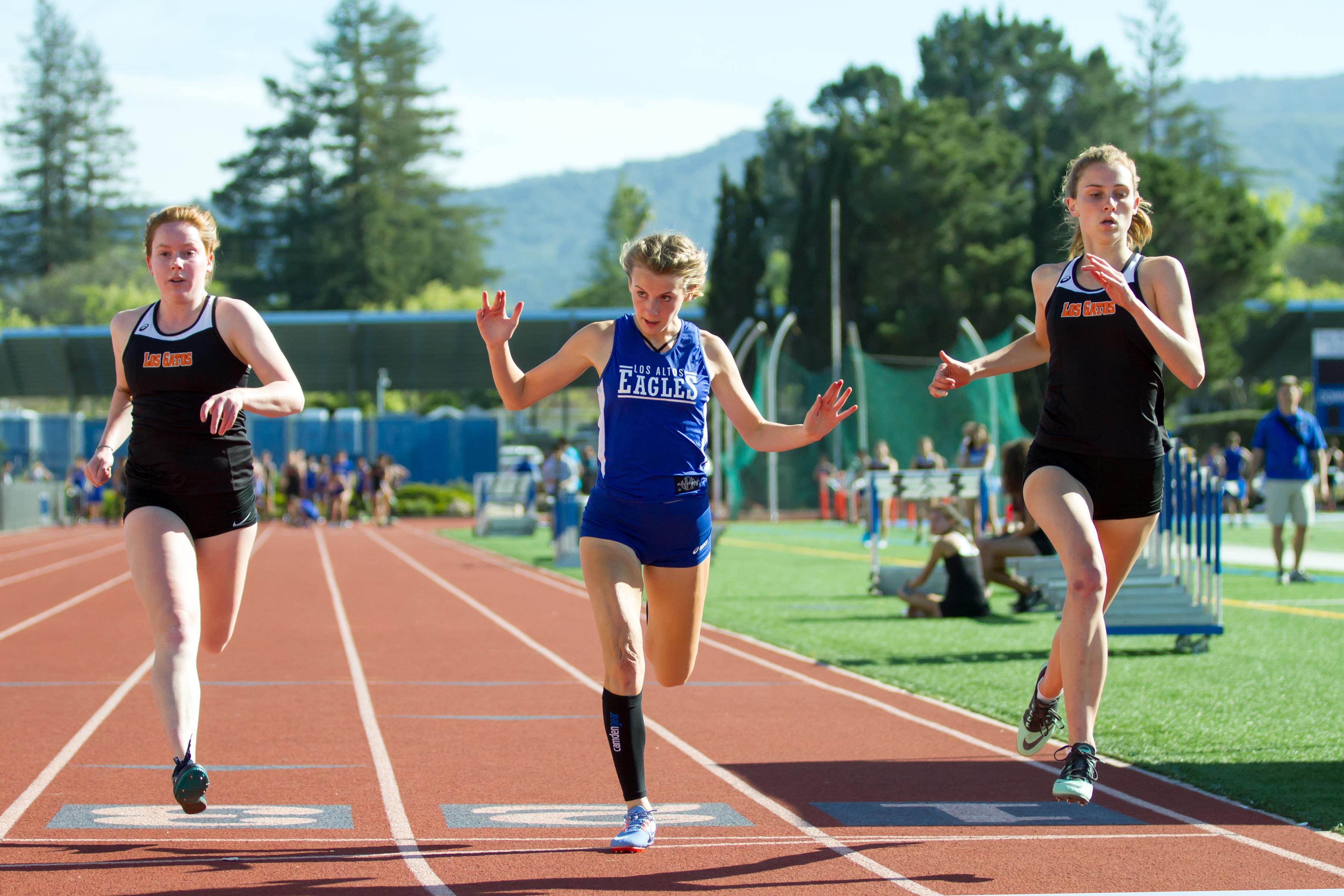 2017 Los Altos Track & Field