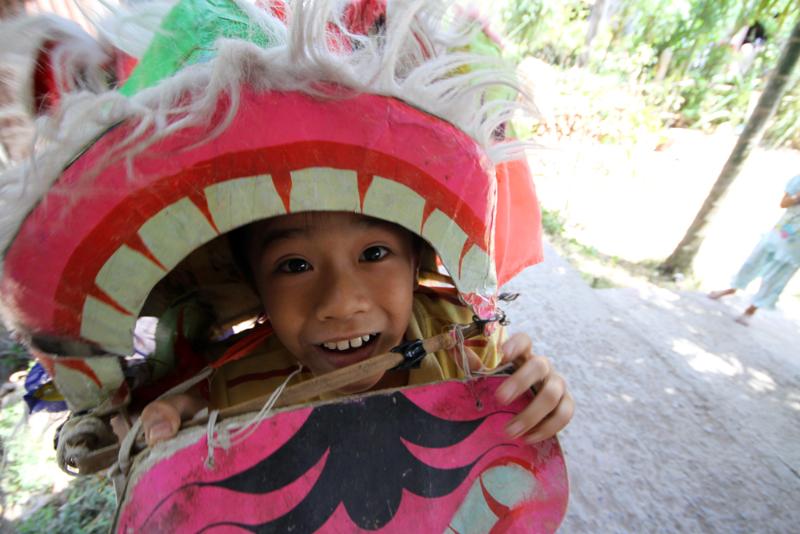 Dragon child