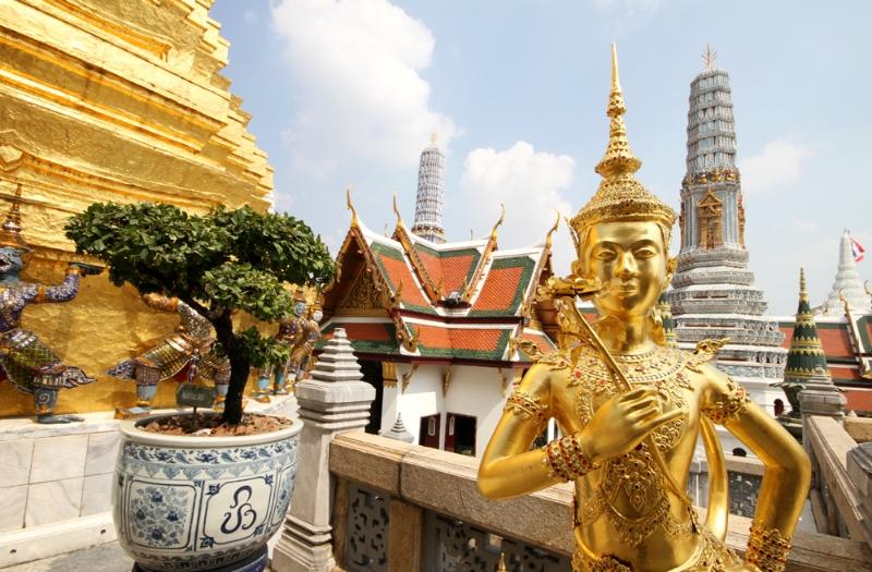 Thailand Royal Palace, Bangkok